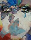 Gothic Butterflies by Michael Creese