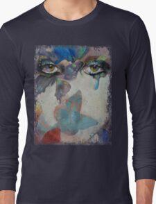 Gothic Butterflies Long Sleeve T-Shirt