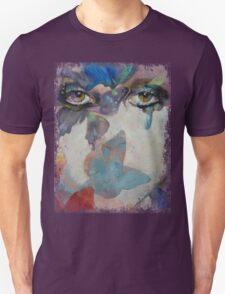 Gothic Butterflies Unisex T-Shirt