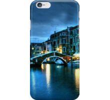 Venezia Italy The Night Iphone Case iPhone Case/Skin