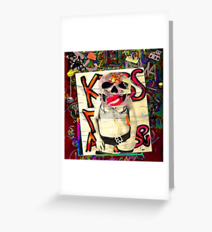 Graffiti #42 Greeting Card