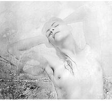 She Dreams Photographic Print