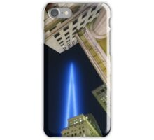 Wall Street Lights iPhone Case/Skin