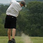 5 Iron off the Tee by Kent Nickell