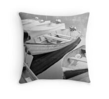 SKIFFS - Rolleicord 120 film camera Throw Pillow