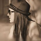 ...in living sepia by MarthaBurns