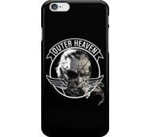 Boss Outer Heaven iPhone Case/Skin