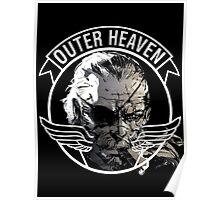 Boss Outer Heaven Poster