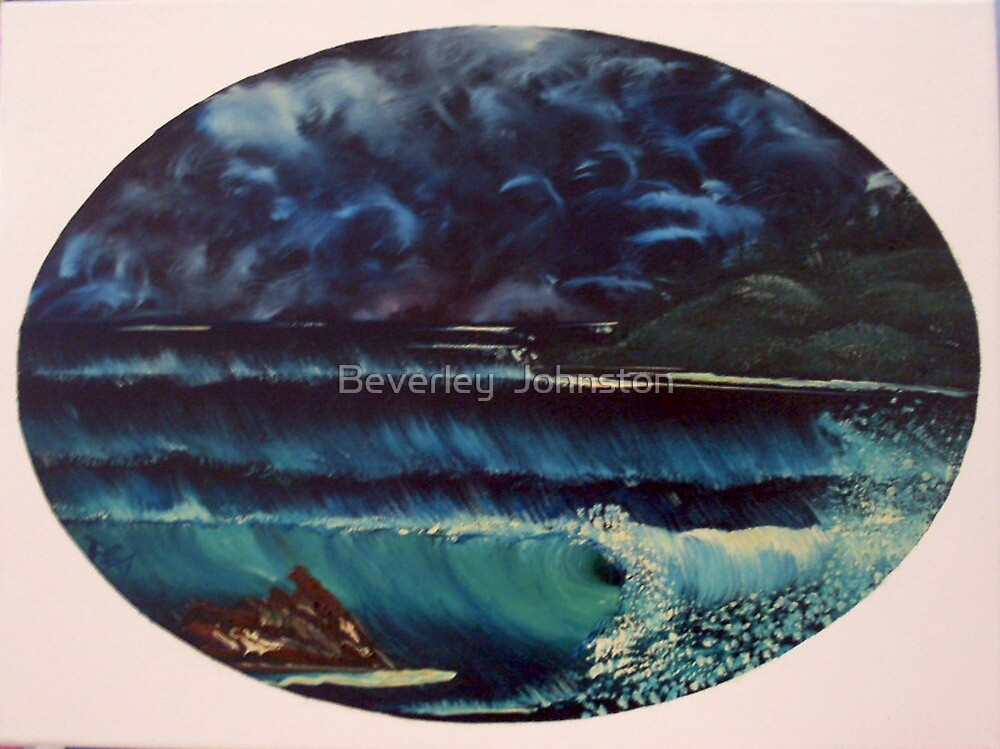 One Dark and Stormy Night by Beverley  Johnston