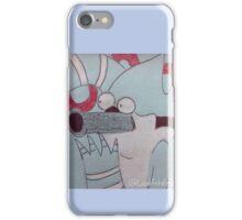 Mordecai  iPhone Case/Skin