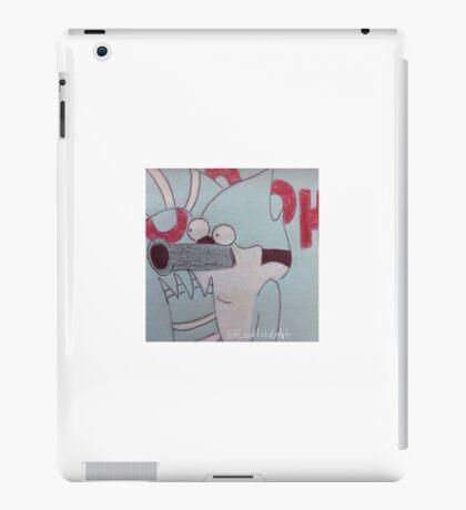 Mordecai  iPad Case/Skin