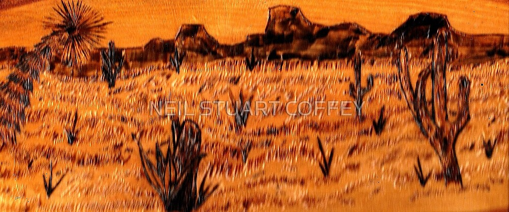 DESERT by NEIL STUART COFFEY
