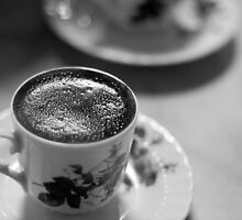 Turkish Coffee by Greg Shield