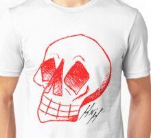 H n' H Red Skull Unisex T-Shirt