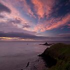 Pyramid Rock - Phillip Island by Timo Balk