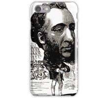 Georges Lafosse Jules Ferry iPhone Case/Skin