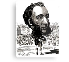 Georges Lafosse Jules Ferry Metal Print