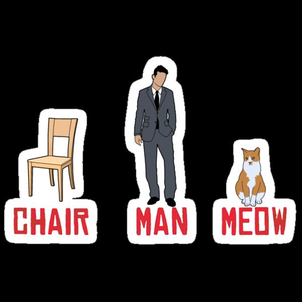 chari man meow by DAVO532