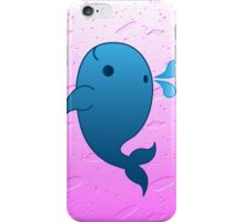 Whale Blue Iphone Case iPhone Case/Skin
