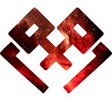 Galaxy Tartaros Guild Symbol by ZipZapAttack
