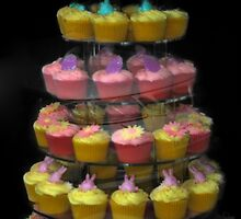 CAKE STAND by scarletjames