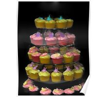 CAKE STAND Poster