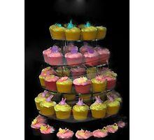 CAKE STAND Photographic Print