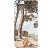 Winnie The Pooh Vintage Iphone Case iPhone Case/Skin