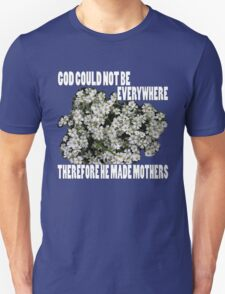 jewish mothers quote  T-Shirt
