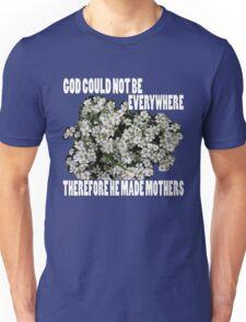 jewish mothers quote  Unisex T-Shirt