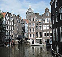 Amsterdam by Stephanie Owen