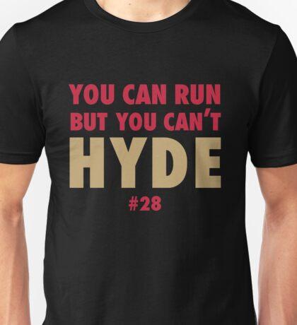 Carlos HYDE Unisex T-Shirt