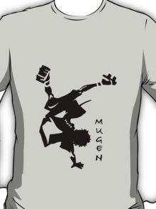 samurai champloo mugen anime manga shirt T-Shirt