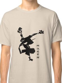 samurai champloo mugen anime manga shirt Classic T-Shirt