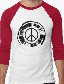 Peace Men's Baseball ¾ T-Shirt