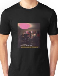 UMO Unknown Mortal Orchestra Multi Love Unisex T-Shirt