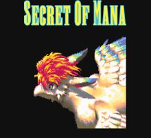 Secret of Mana - Flammie SD3  Unisex T-Shirt