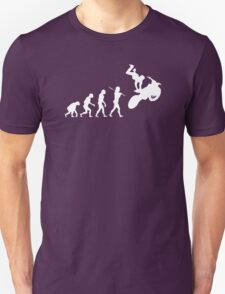 Moto Cross Free Style Evolution Cool T-Shirt