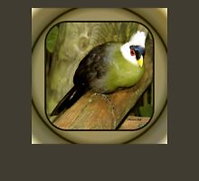White-Crested Turaco ~ a Green Bird Unisex T-Shirt