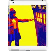 Eleven 63 iPad Case/Skin