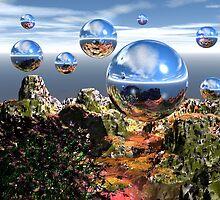 Goodbye Illusion World by Ineke-2010