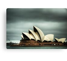 Moody Mondays Canvas Print