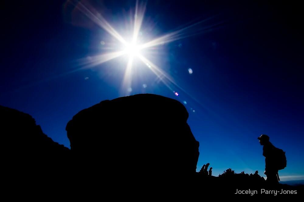 Star adventurer by Jocelyn  Parry-Jones