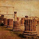 Roman Forum 1968 by pennyswork