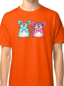 Mice In Love - A design by Perrin Classic T-Shirt