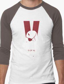 Deprived of all but pain Men's Baseball ¾ T-Shirt