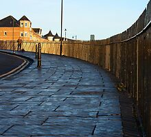 Golden Railings by Harry Purves