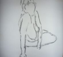Sketchy by Redviolin