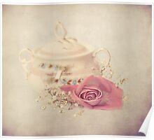 Grandma's sugar bowl! Poster