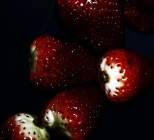 Sparkling Berries by Kim  McConnell